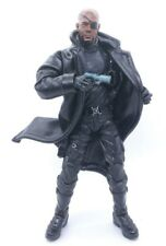 SU-LTC-BK: 1/12 Black Wired Trench Coat for Mezco, Marvel Legends (No Figure)