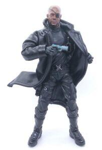 SU-LTC-BLK: 1/12 Black Wired Trench Coat for Mezco, Marvel Legends (No Figure)
