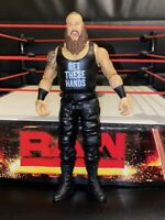 BRAUN STROWMAN WWE Mattel action figure BASIC MONSTER toy Wrestling Play Beast