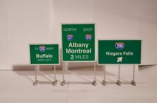 WINROSS SIGNS OF OUR TIMES NEW YORK NIAGRA FALLS BUFFALO ALBANY MONTREAL  38