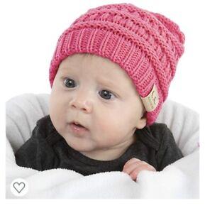 C.C Baby Girl Beanie
