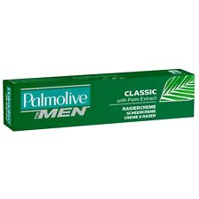 (24,90 �'�/ L) 100 Ml Palmolive Shaving Cream for Men Classic Shave Sensitive