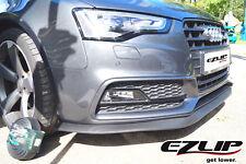 EZ-LIP PRO Spoiler Spoilerlippe Lippe Frontspoiler AUDI A5 S5 Tuning Gummilippe