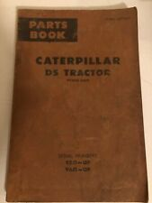 Caterpillar D5 tractor parts Book Item 65