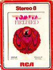 TOMITA Firebird 8 TRACK CARTRIDGE