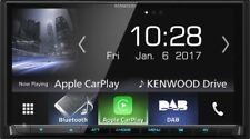 Kenwood dmx7017-Dabs 2-din radio Apple car play android coche Bluetooth Spotify