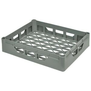BASKET for Commercial Glasswasher/Dishwasher - (PEGS & CORNERS Not Included)