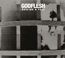 GODFLESH - DECLINE & FALL  CD NEW!