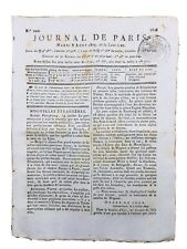 Régiment d'Argenteau 1809 Neusiedl Wagram Walcheren Université Nom de Rues Paris