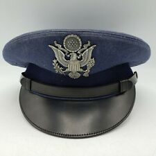 Vintage Sombrero US Air Force Junior segunda teniente-Capitán Frank Rizzo c2436ff0dbe