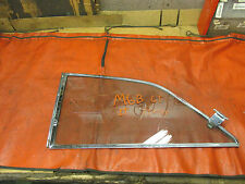 MGB GT, Factory Tinted Left Rear Side Quarter Glass Window, GC!!