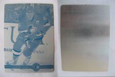 2000-01 Pacific NNO Alexei Yashin 1/1 print plate 1 of 1 Ottawa Senators
