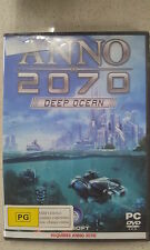 Anno 2070 Deep Ocean PC Game New