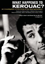 New: WHAT HAPPENED TO KEROUAC? Documentary DVD