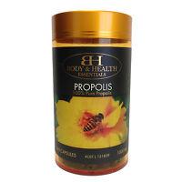 Body & Health Propolis 1000mg 365 Capsules