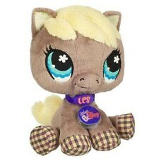 "NEW Littlest Pet Shop Virtual Interactive Pet(VIP) - Horse 8"" Plush"