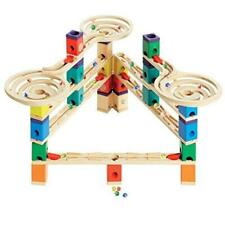 Hape Quadrilla Wooden Marble Run Construction - Vertigo - Quality Time Playing