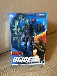 "hasbro gi joe classified Beach Head Cobra Island 6"" action figure brand new"