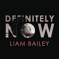 Liam Bailey Definitely Now album *NEW* CD