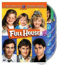 Full House: Season Series 2 DVD R4 New Sealed