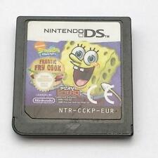 Spongebob Schwammkopf: Frantic Frittieren-Nintendo DS Spiel-Cart nur XI