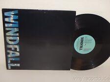WINDFALL self-titled 1983 EP Sky-Hi Records 75944 GLAM AOR Hard Rock