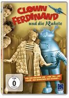 CLOWN FERDINAND UND DIE RAKETE tschechische Kinderfilm Klassiker DVD Neu