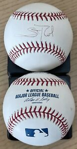 SCOTT ROLEN MAJOR LEAGUE BASEBALL AUTHENTICATED W/HOLO SIGNED SELIG MLB BASEBALL