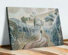 Canvas Illustration Art Landscape Art Prints