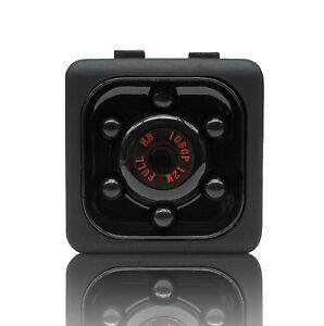 Mini Kamera Spy Cam   Mini Überwachungskamera mit Bewegungsmelder   Spion Camera