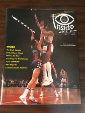 Vtg Inside Basketball Magazine Vol. 1 No. 4 February 1979 Trail Blazers Bullets