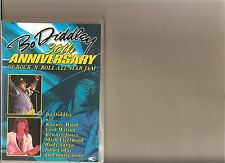BO DIDDLEY 30TH ANNIVERSARY OF ROCK N ROLL ALL STAR JAM DVD MUSIC