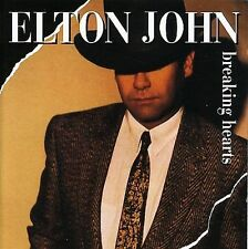 Breaking Hearts [Remaster] by Elton John (CD, May-2003, Universal)