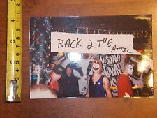 RARE OLD PHOTO INSANE CLOWN POSSE ICP TWIZTID BIG BALLAS XMAS CHRISTMAS PARTY #9