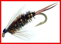 NEW! Prince Nymph - Twelve Deadly NEW Fly Fishing Flies in Your Choice of Size