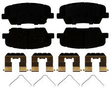 Disc Brake Pad Set fits 2016-2018 Kia Sorento  ACDELCO ADVANTAGE