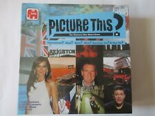 Picture This The Visionary Board Game New Sealed And Unopened.