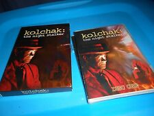Kolchak: The Night Stalker (DVD, 2005, 3-Disc Set)