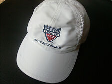 USTA LEAGUE 2014 Sectionals Tennis Cap Hat