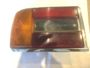 Left Tail Light Lens For 74-76 BMW 2002 2002tii SC12Q2