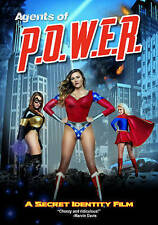 Agents of P.O.W.E.R. (DVD, 2015)-sexploitation-heroines-superhero-villain-sexy