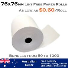 76x76 mm  BOND PAPER ROLLS (As low as $0.60 per roll)