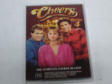 DVD SET CHEERS 4TH SEASON - 4 DISCS
