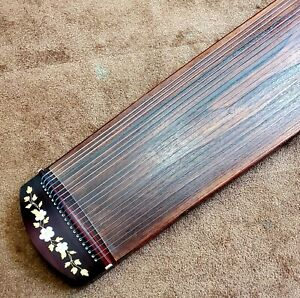 "49"" Travel Guzheng Harp Chinese instrument zither Koto 21-String #02501"