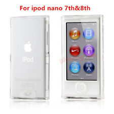 New Thin High Quality Clear Crystal Cover Case  for iPod Nano 7th & 8th gen