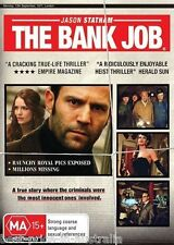 The Bank Job DVD Movie BRAND NEW SEALED TOP 1000 MOVIES R4