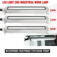 Waterproof LED CNC Machine Tool Light Workshop Milling Lathe Lamp 24V~36V IP68