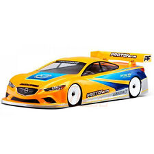 PROTOform Mazda6 GX Clear Body 190mm EP 1:10 RC Cars Touring On Road #1536-30