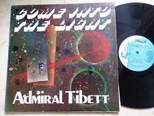 ADMIRAL TIBETT Come Into The Light *ORIGINAL JAMAICA REGGAE VINYL LP* 1987*