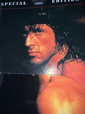 Rambo Trilogy Steelbook Special Edition DVD